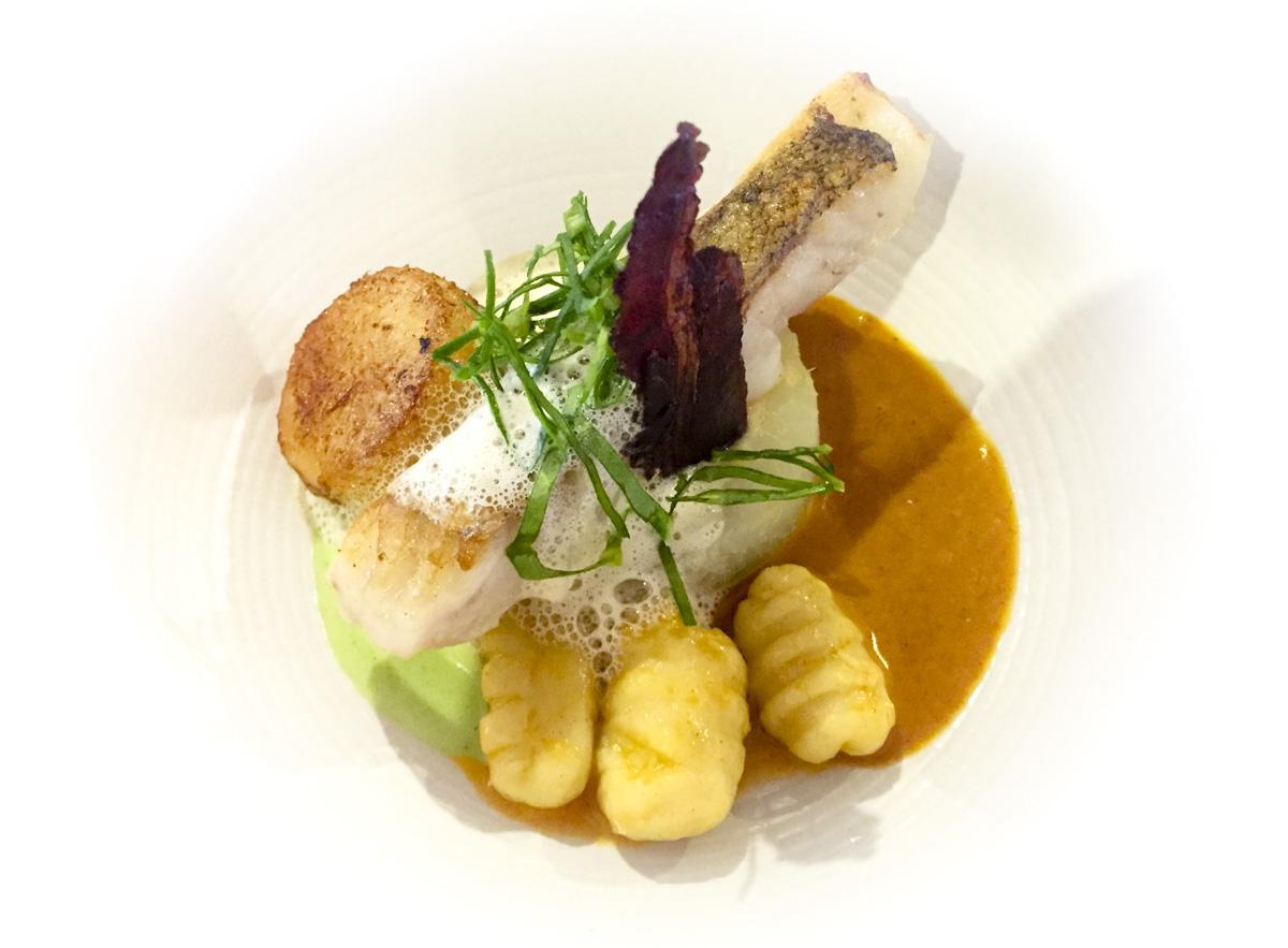 Restaurant Mathieu de Lauzun* (Gignac)